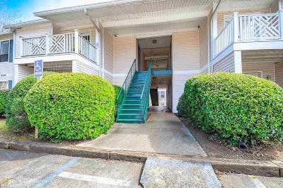 Tucker Condo/Townhouse For Sale: 3595 Woodbriar Cir #E