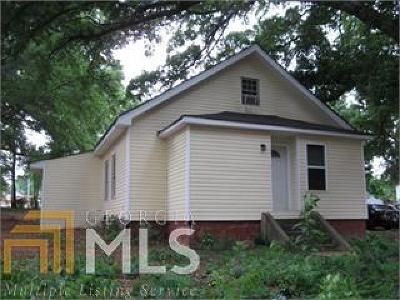 Griffin Single Family Home Under Contract: 87 Hillcrest Ave