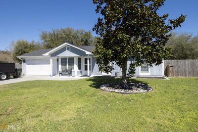 Kingsland GA Single Family Home New: $132,500