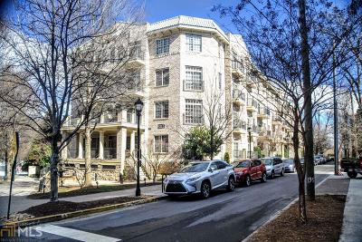 Condo/Townhouse Sold: 1055 Piedmont Ave #210