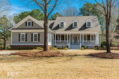 Greensboro, Eatonton Single Family Home For Sale: 204 Broadlands Dr