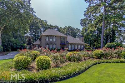 Newnan Single Family Home New: 70 White Oak Dr