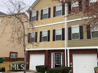 Lithonia Condo/Townhouse Under Contract: 6390 Redan Sq