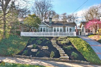 Single Family Home Under Contract: 659 Cooledge Ave