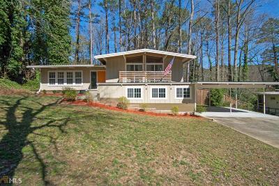Atlanta Single Family Home New: 3177 Lynnray Dr