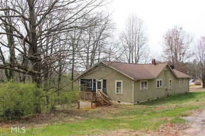 Cornelia Single Family Home New: 128 Cantrell Ln