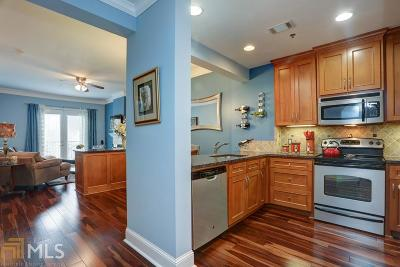 Condo/Townhouse New: 2277 Peachtree Rd #606