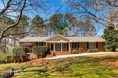 MABLETON Single Family Home Under Contract: 5118 Cavalier Dr
