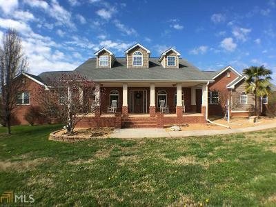 Elbert County, Franklin County, Hart County Single Family Home For Sale: 68 Davis Farms Dr