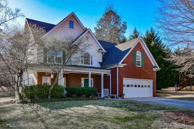 Loganville Single Family Home New: 651 Shady Willow Ln