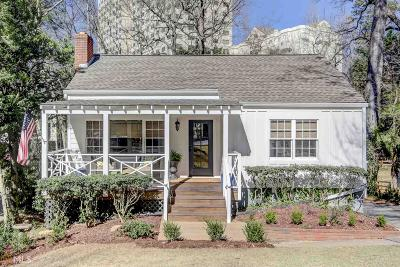 Peachtree Hills Single Family Home New: 108 Terrace Dr