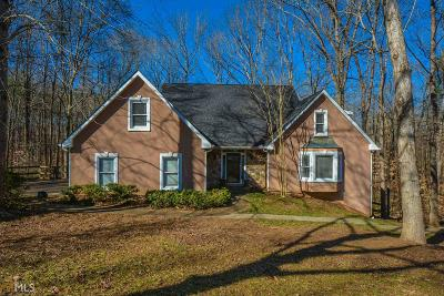 Alpharetta Single Family Home New: 160 Shadow Springs Dr