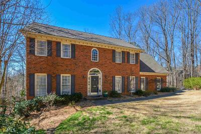 Roswell Single Family Home Under Contract: 230 Plymwood Ct