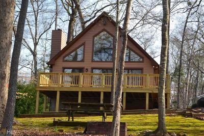Elbert County, Franklin County, Hart County Single Family Home Under Contract: 999 Rue Fleur De Lis