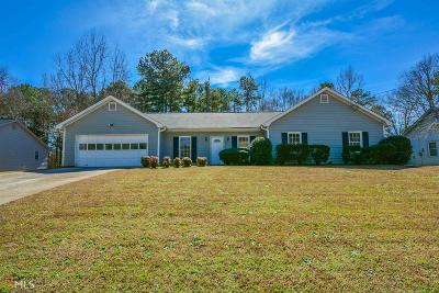 Conyers Single Family Home New: 35 Christian Woods Dr