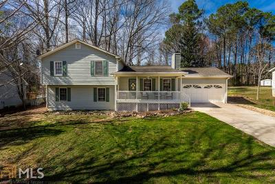 Lawrenceville Single Family Home Under Contract: 2473 Chablis Ct