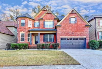 Buford Single Family Home Under Contract: 2137 Roberts View Trl