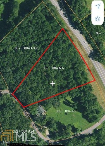 Blairsville Residential Lots & Land New: Enchanted Wood Dr #Lot 7
