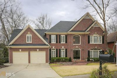 Marietta Single Family Home New: 4431 Waterbury Ln