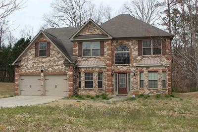 Fairburn Single Family Home New: 7889 The Lakes Dr