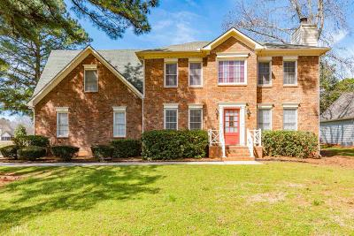 Newnan Single Family Home New: 544 Sullivan Rd