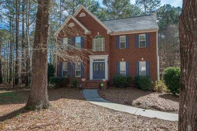 Peachtree City Single Family Home New: 160 Jefferson Woods Dr