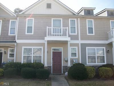 Clayton County Condo/Townhouse Under Contract: 6303 Ellenwood Dr