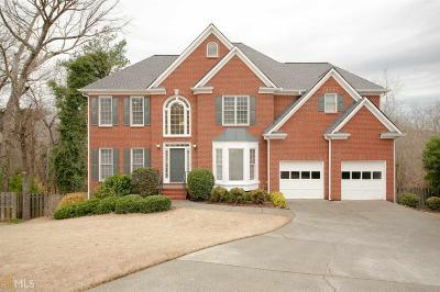 Johns Creek Single Family Home New: 210 Creekside Park #13