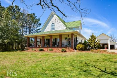 Carroll County Single Family Home Under Contract: 1088 Little Vine Church Rd