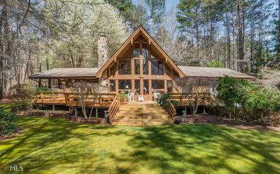 Lake Arrowhead Single Family Home Under Contract: 122 N Cypress Ct