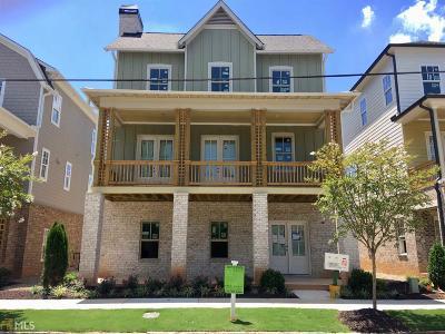 Atlanta Single Family Home New: 1453 Coretta Scott Vw