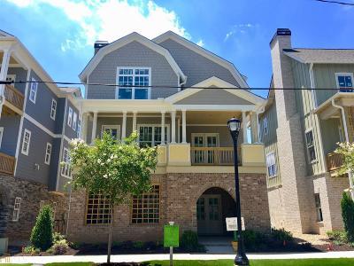 Atlanta Single Family Home New: 1449 Coretta Scott Vw