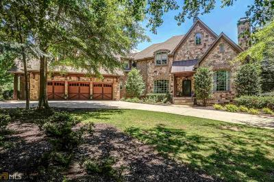 Newnan GA Single Family Home New: $1,475,000