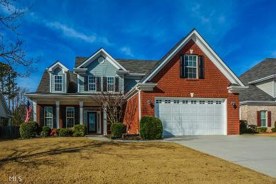 Loganville Single Family Home Under Contract: 249 Blue Creek Ln