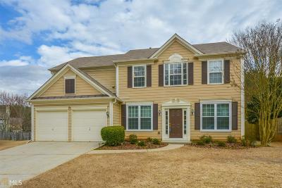Kennesaw Single Family Home Under Contract: 3474 Donamire Chase