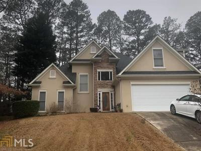 Snellville Single Family Home Under Contract: 2847 Kingstream Dr