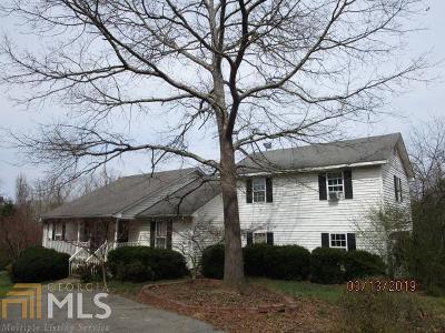 Hart County Single Family Home New: 877 Flat Shoals Rd