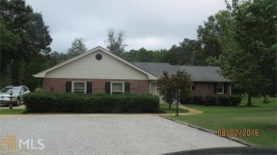 Griffin Single Family Home Under Contract: 112 N Walkers Mill Rd