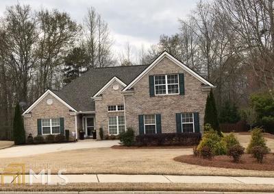 Monroe Single Family Home New: 1620 Audreys Ridge