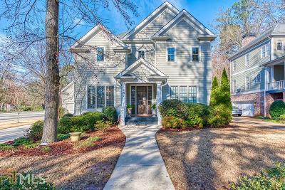 Atlanta Single Family Home New: 487 Ashburton Ave