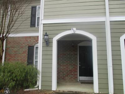Norcross Condo/Townhouse Under Contract: 410 Summer Pl