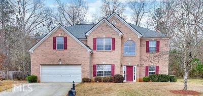 Lithonia Single Family Home Under Contract: 4338 Donna Way #Phase 3