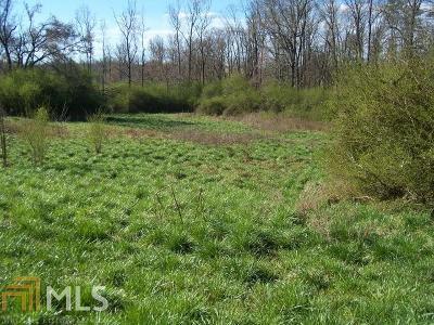 Banks County Farm For Sale: Oscar Rucker Rd