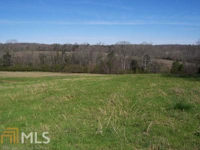 Banks County Farm For Sale: 595 Poole Rd