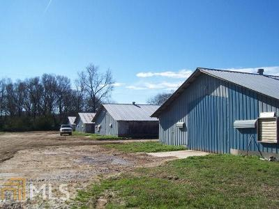 Banks County Farm For Sale: 249 Oscar Rucker Rd