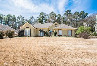 Snellville Single Family Home Under Contract: 4329 Talmadge Trce