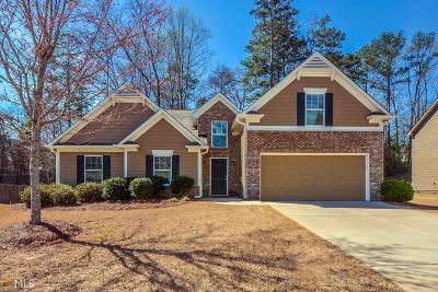Powder Springs Single Family Home New: 4476 Spring Mountain Ln