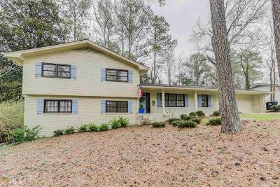 Atlanta Single Family Home New: 7275 Duncourtney