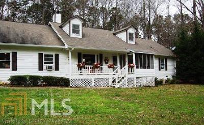 Stockbridge Single Family Home New: 300 Oak Leaf