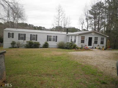 Milledgeville, Sparta, Eatonton Single Family Home New: 946 S Steel Bridge Rd